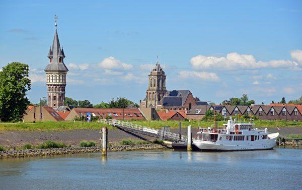 Blick auf Schoonhoven