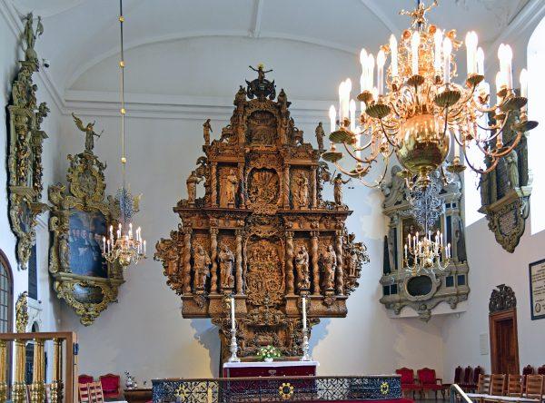 Holmens Kirche, Kopenhagen