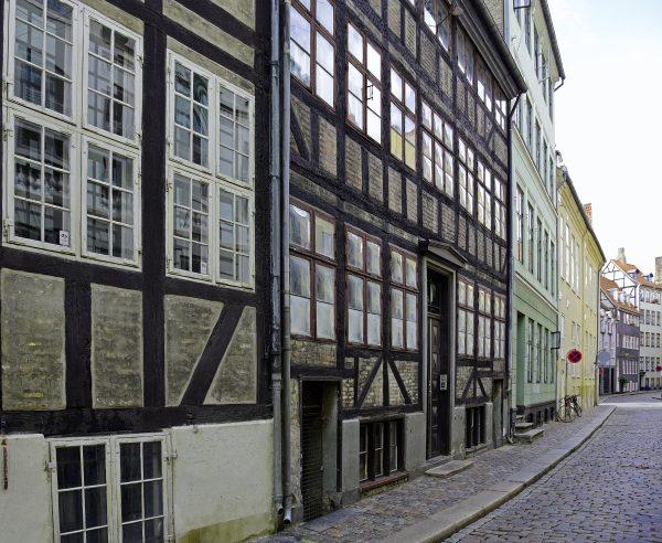 Die Altstadt von Kopenhagen