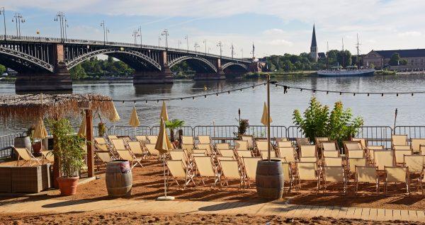 Der Mainzer Stadt-Strand