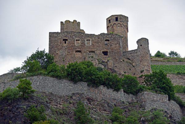 Die Burg Ehrenfels