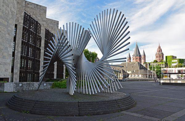Das Mainzer Rathaus