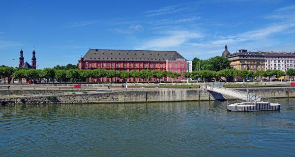 Das Kurfürstliche Schloss von Mainz
