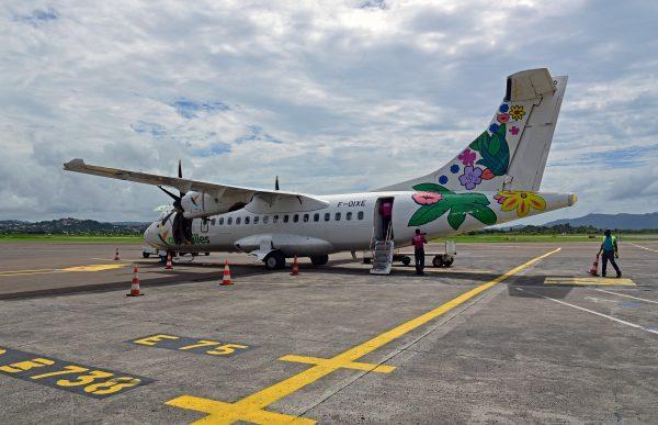 F-OIXE ATR 42-500 der Air Antilles