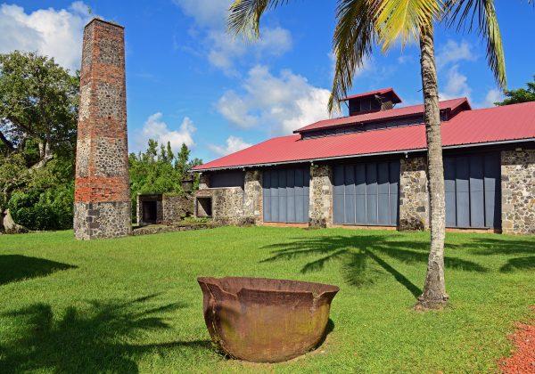 Maison de la Canne in Martinique