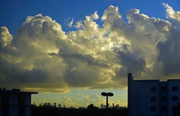 Sonnenaufgang in Miami