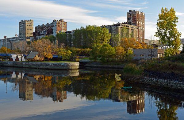 Industrie-Anlagen in Montréal
