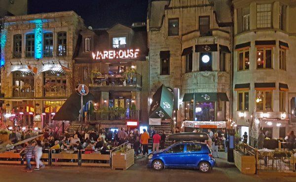 Die Crescent Street in Montréal