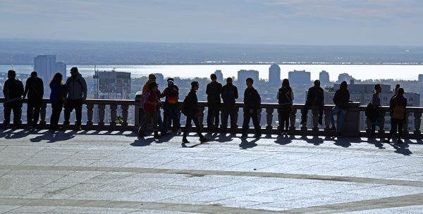 Der Mont Royal von Montréal