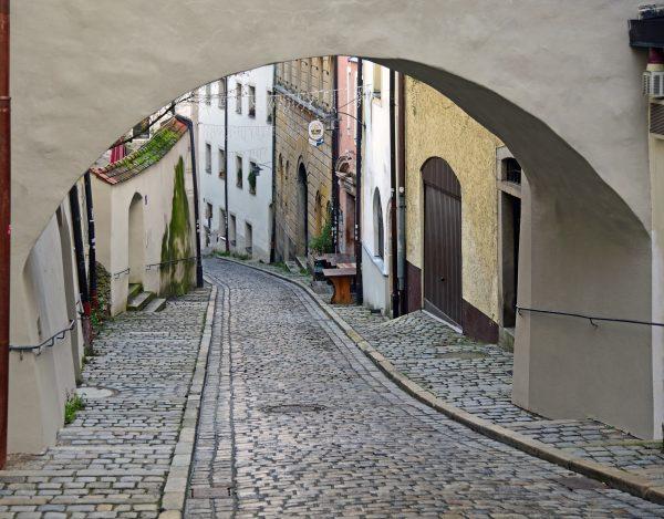 Die Altstadt von Passau
