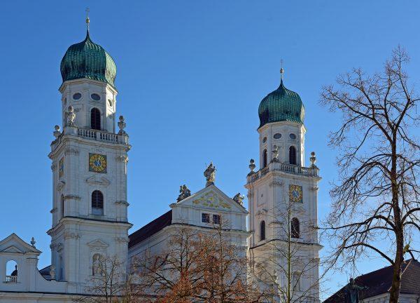Der Dom St. Stephan Passau