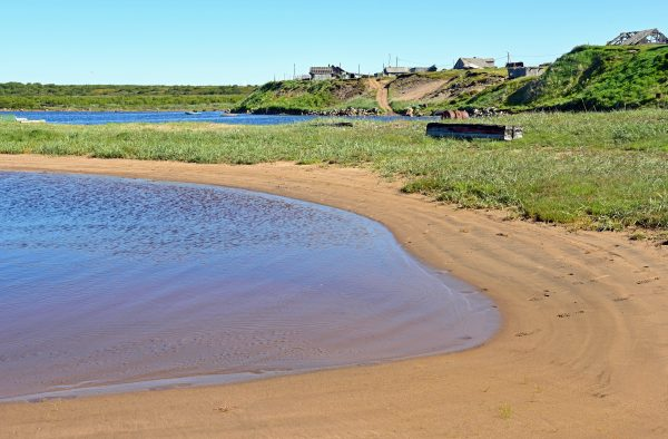 Der Strand von Pyalitsa