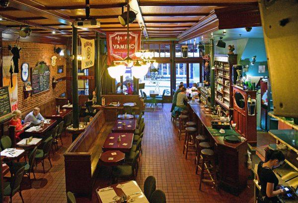Der 'St-Alexandre' Pub in Québec