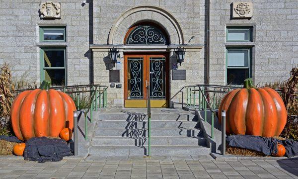 Das Rathaus von Québec