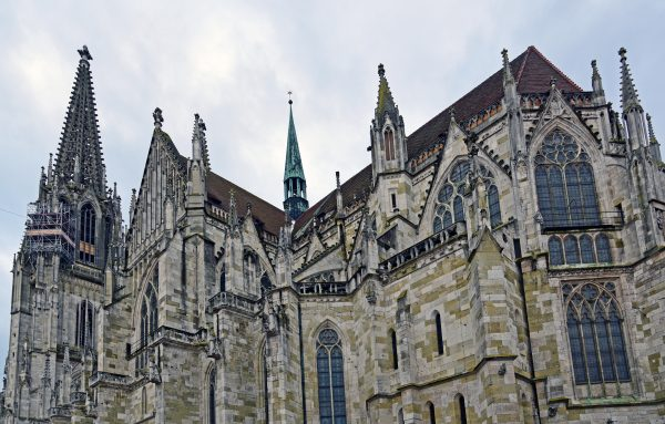 Der Dom St. Petrus in Regensburg