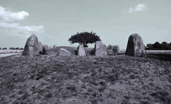 Großsteingräber bei Lancken-Granitz, Rügen