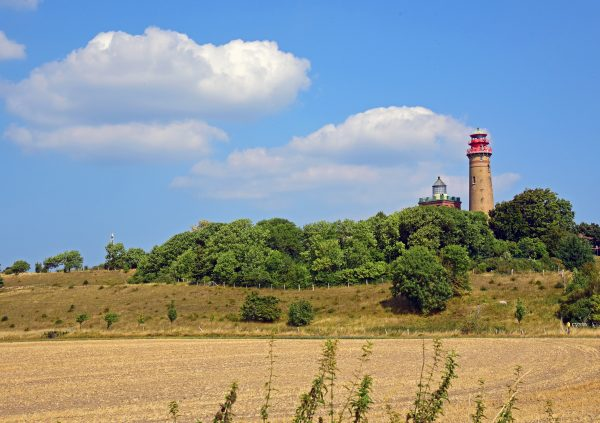 Der Leuchtturm von Kap Arkona, Rügen