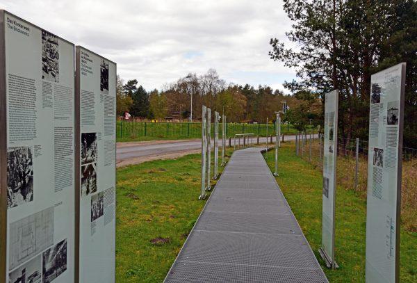 Mahnmal Sachsenhausen