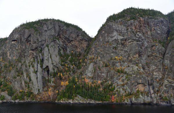 Der Saguenay-Fjord