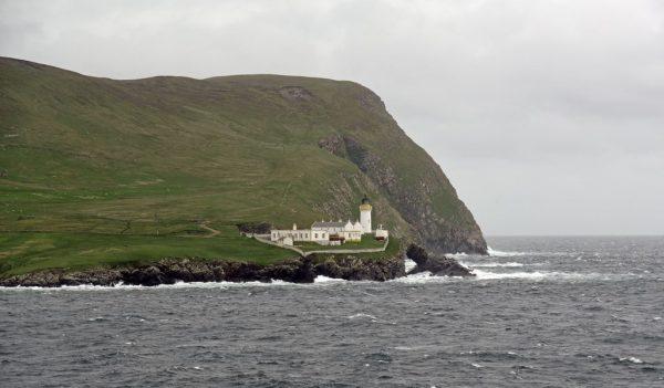 Bye bye Shetland, Schottland
