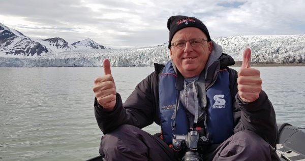Seelöwe 2 auf Poolepynten, Spitzbergen
