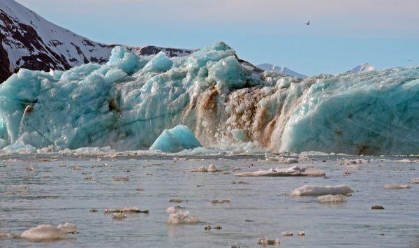 Eisberg-Tanz auf Gnålodden
