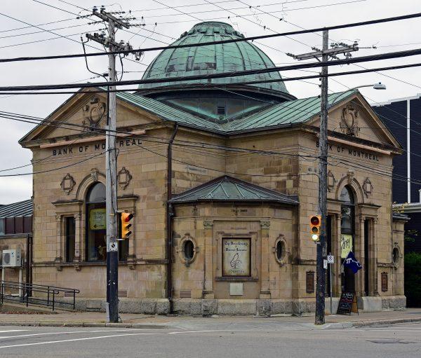Bank of Montréal, Sydney, Kap-Breton-Insel