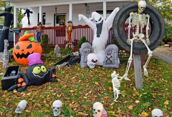 Halloween in Sydney, Kap-Breton-Insel