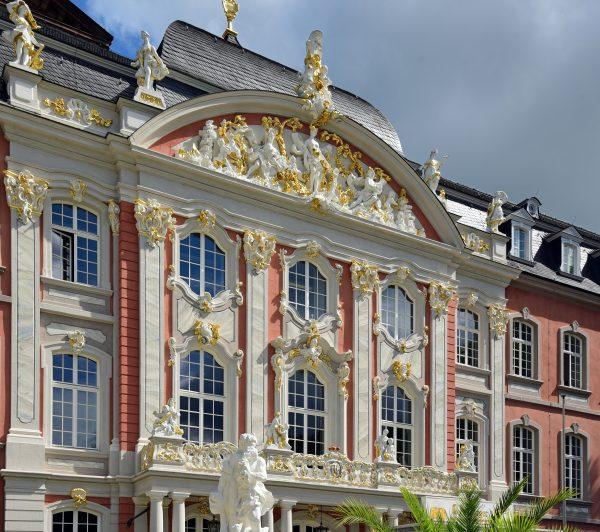 Das Kurfürstliche Palais, Trier