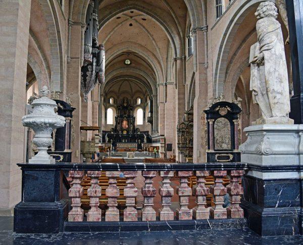 Der Dom in Trier