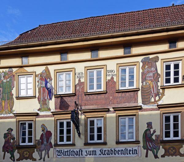 Zum Krabbenstein, Eberbach
