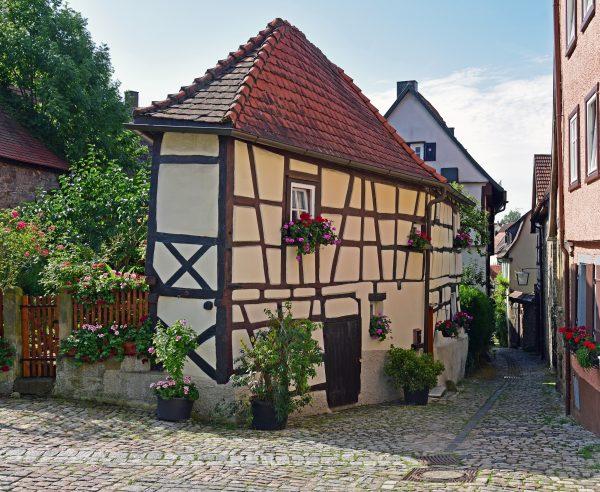 Die Altstadt von Bad Wimpfen