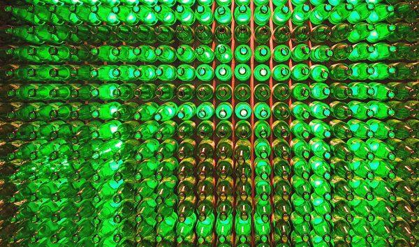 In der Heineken Experience in Amsterdam