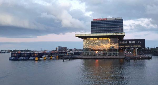 Abschied von Amsterdam