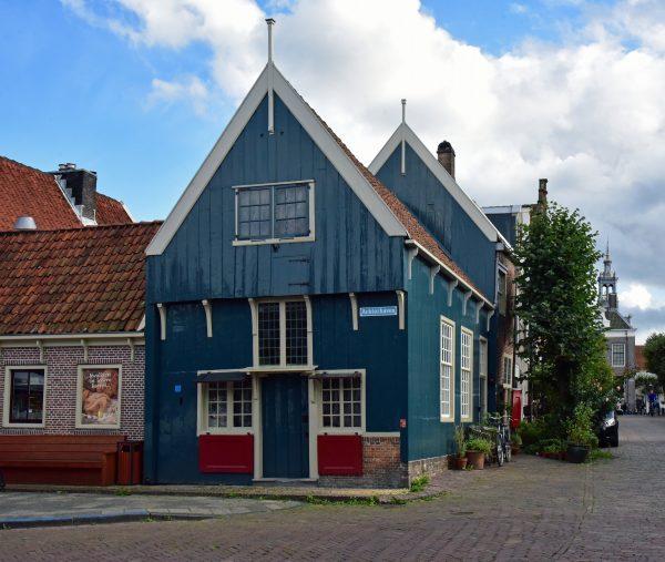 Das 'Oudste Houten Huis' in Edam