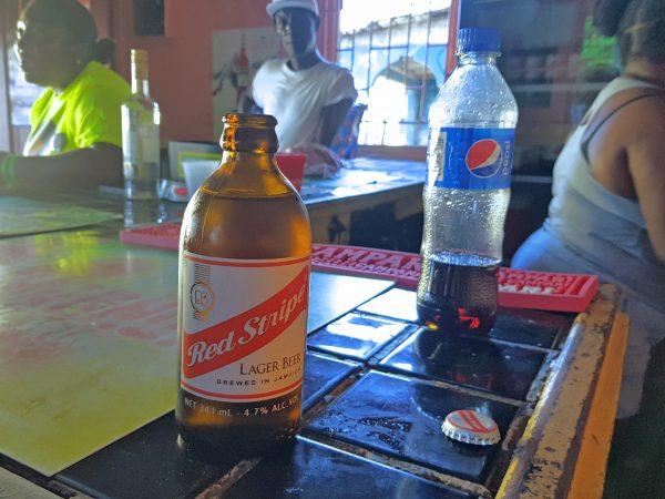 Authentic Jamaican Beer Bar, Port Antonio