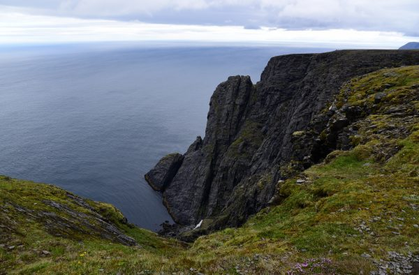 Blick vom Nordkap