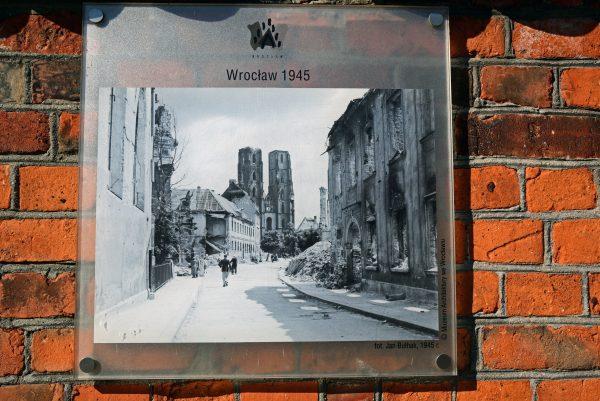 Breslau nach dem Krieg