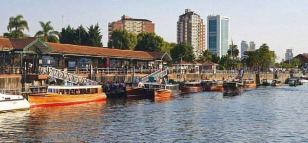 Der Hafen von Tigre
