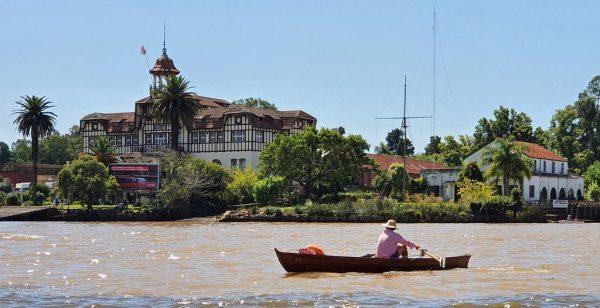 Club De Regatas La Marina Boat Club Tigre