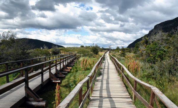Wandern im Nationalpark Tierra del Fuego