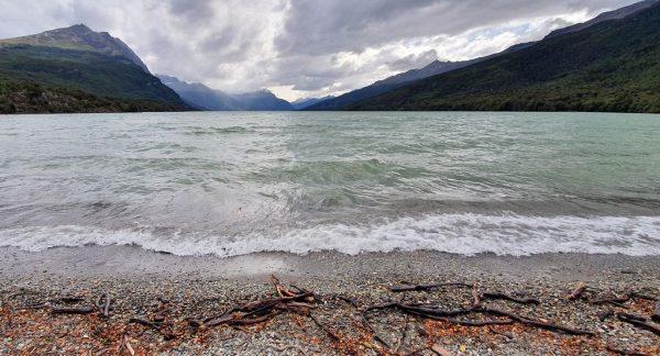See-Landschaft im Nationalpark Tierra del Fuego