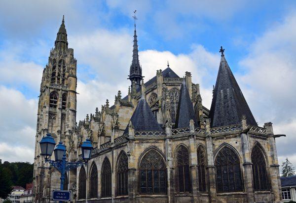 Kirche Notre-Dame von Caudebec-en-Caux