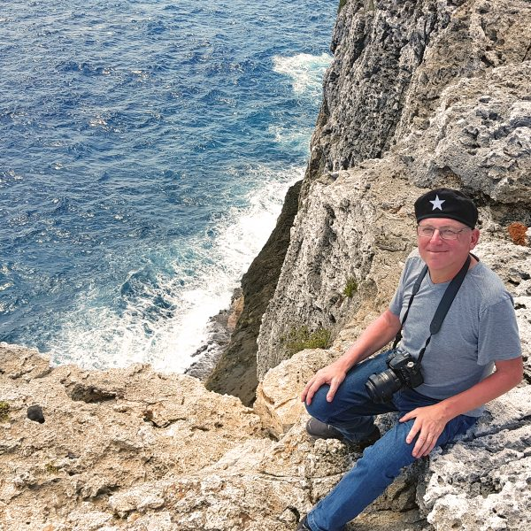 Zinni in Gefahr, Cayman Brac