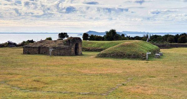 Festung Agüi in Chiloé