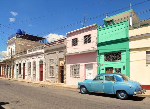Unterwegs in Cienfuegos