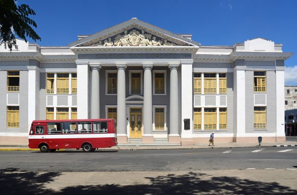 Colegio San Lorenzo' in Cienfuegos