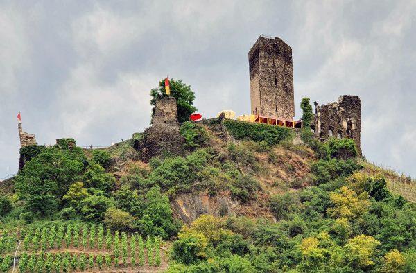 Die Burgruine Metternich, Beilstein