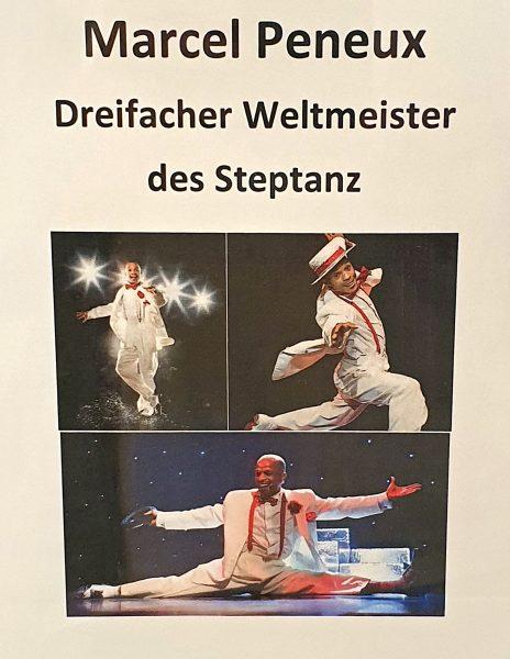 Unterhaltung an Bord der MS Swiss Crown