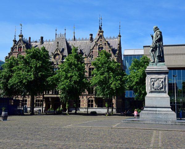 Der 'Het Plein' in Den Haag